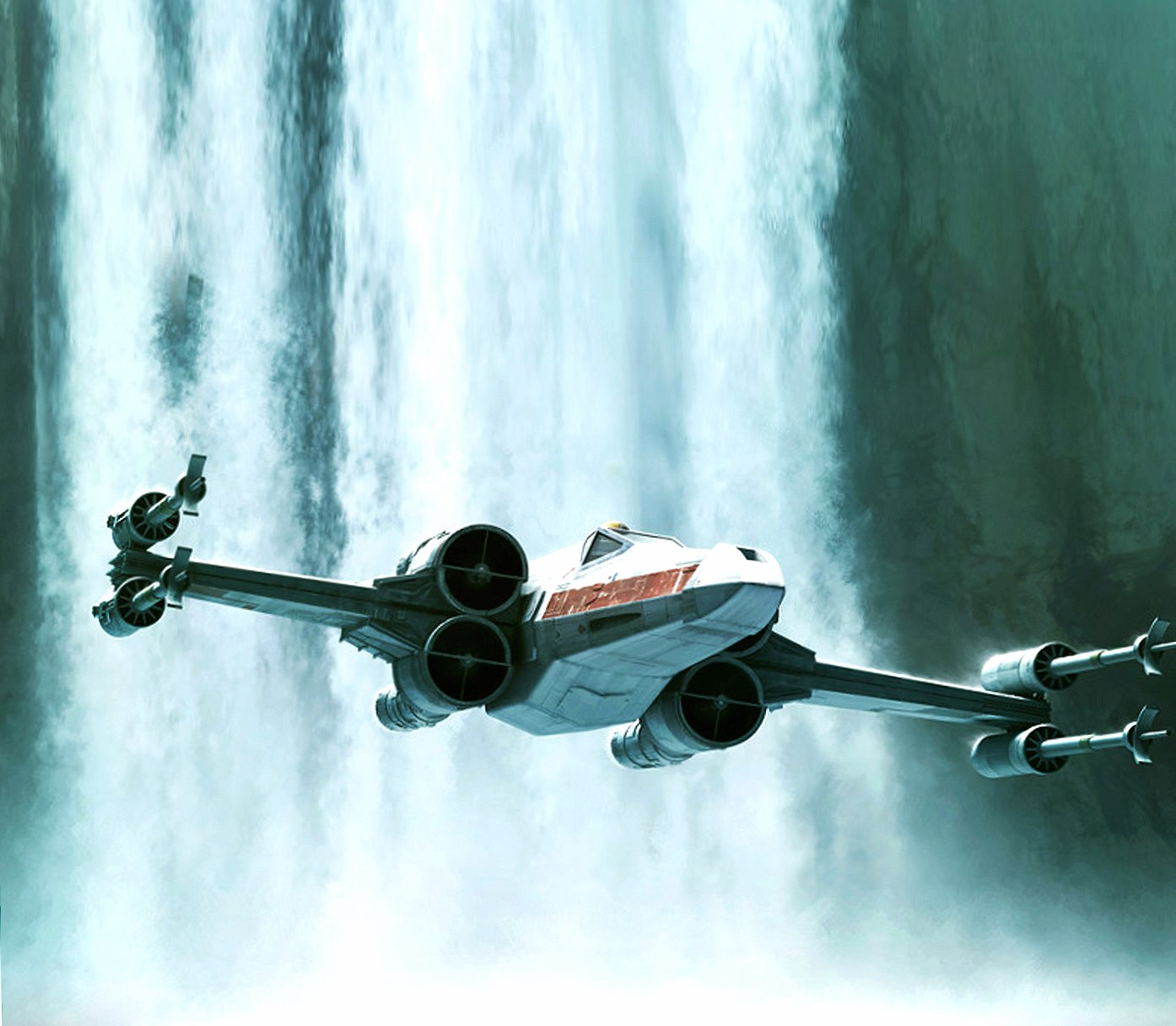xwing wallpapers HD quality