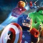 LEGO Marvel Super Heroes desktop