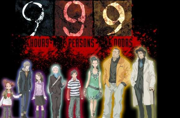 999 Nine Hours, Nine Persons, Nine Doors