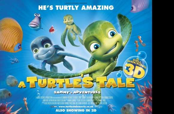 A Turtle s Tale Sammy s Adventures wallpapers hd quality