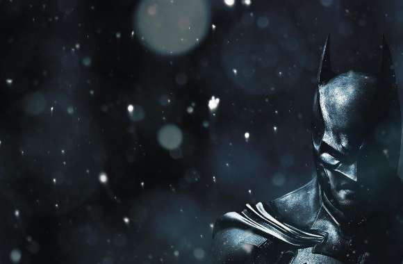 Arkham Origins Winter