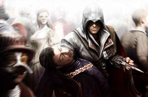 Assassins Creed II wallpapers hd quality