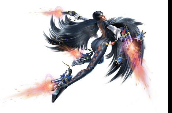 Bayonetta 2 wallpapers hd quality