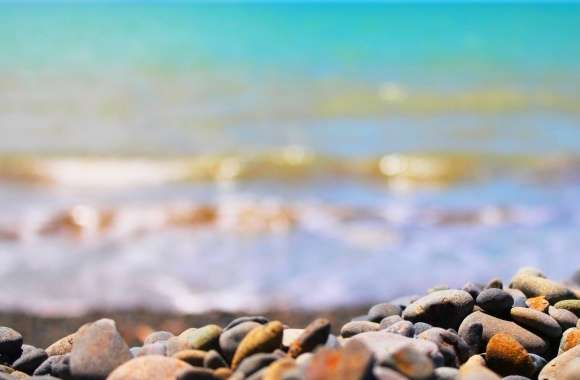 Beach Stones wallpapers hd quality