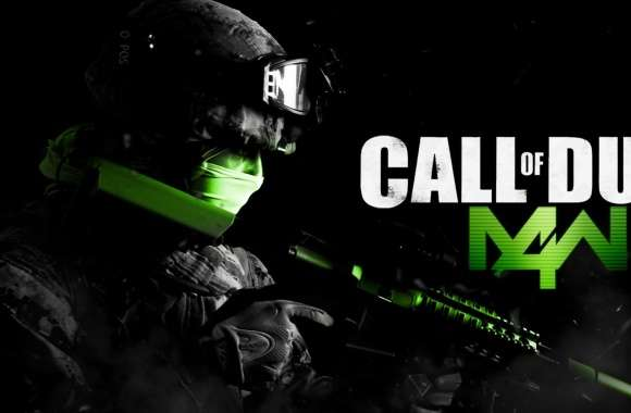 Call of Duty - Modern Warfare 4