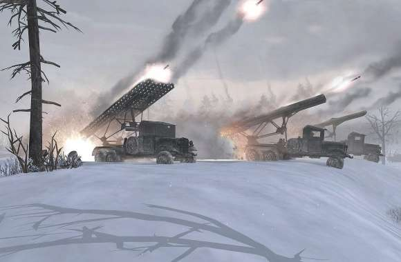 Company Of Heroes 2 Video Game wallpapers hd quality