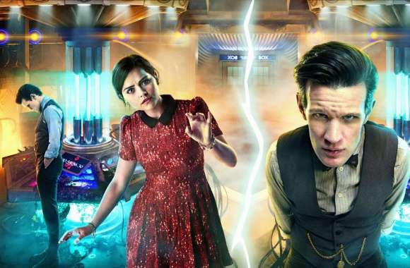 Doctor Who Journey to the centre of the Tardis wallpapers hd quality