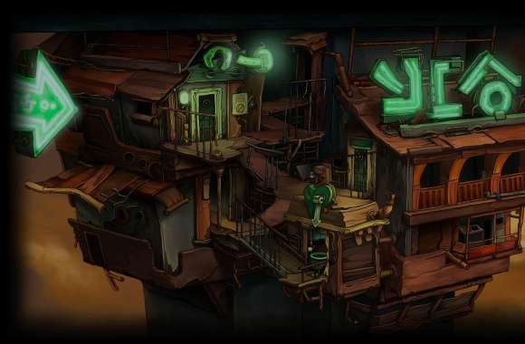 Goodbye Deponia wallpapers hd quality