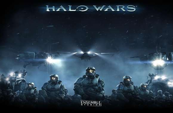 Halo Wars wallpapers hd quality