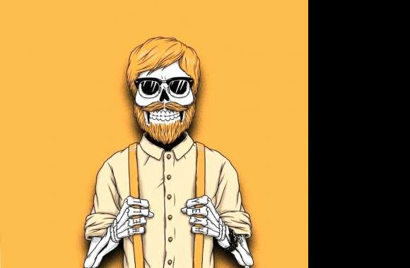 Hipster Beard wallpapers hd quality