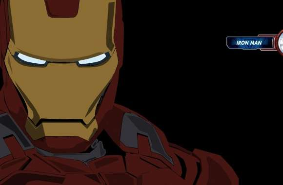 IronMan Vector wallpapers hd quality
