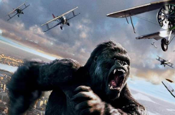 King Kong 2005 wallpapers hd quality