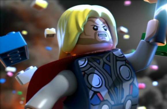 LEGO Marvel Super Heroes wallpapers hd quality
