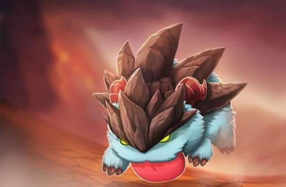 Malphite Poro wallpapers hd quality
