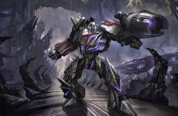Megatron in Transformers wallpapers hd quality