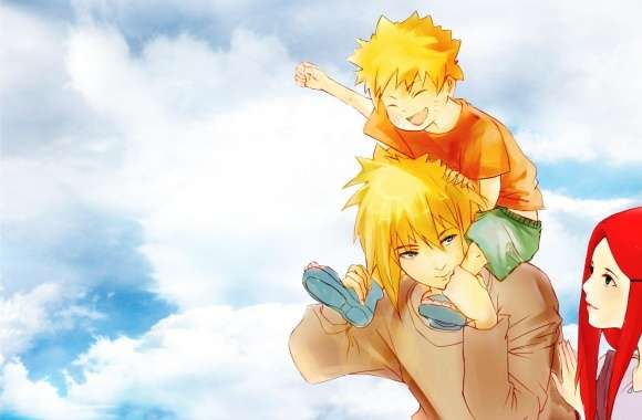Naruto Family wallpapers hd quality
