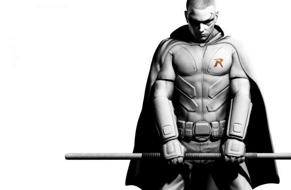 Robin Arkham City wallpapers hd quality