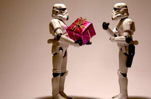 Stormtrooper Christmas wallpapers hd quality