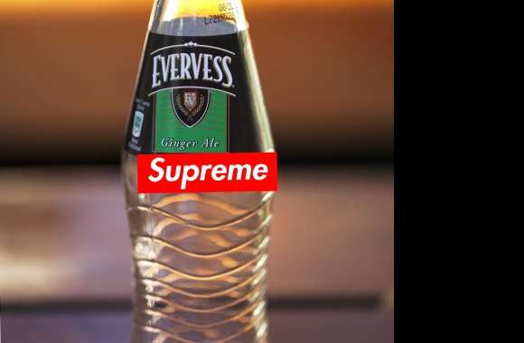 supreme bottle wallpapers hd quality