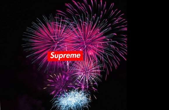 supreme fireworks wallpapers hd quality