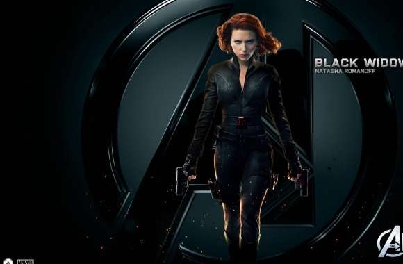 The Avengers Black Widow wallpapers hd quality