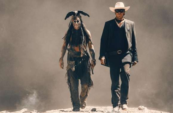 The Lone Ranger and Tonto wallpapers hd quality