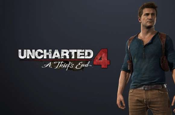 Uncharted 4 by agent13 wallpapers hd quality