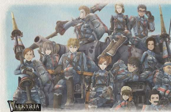 Valkyria Chronicles Game wallpapers hd quality