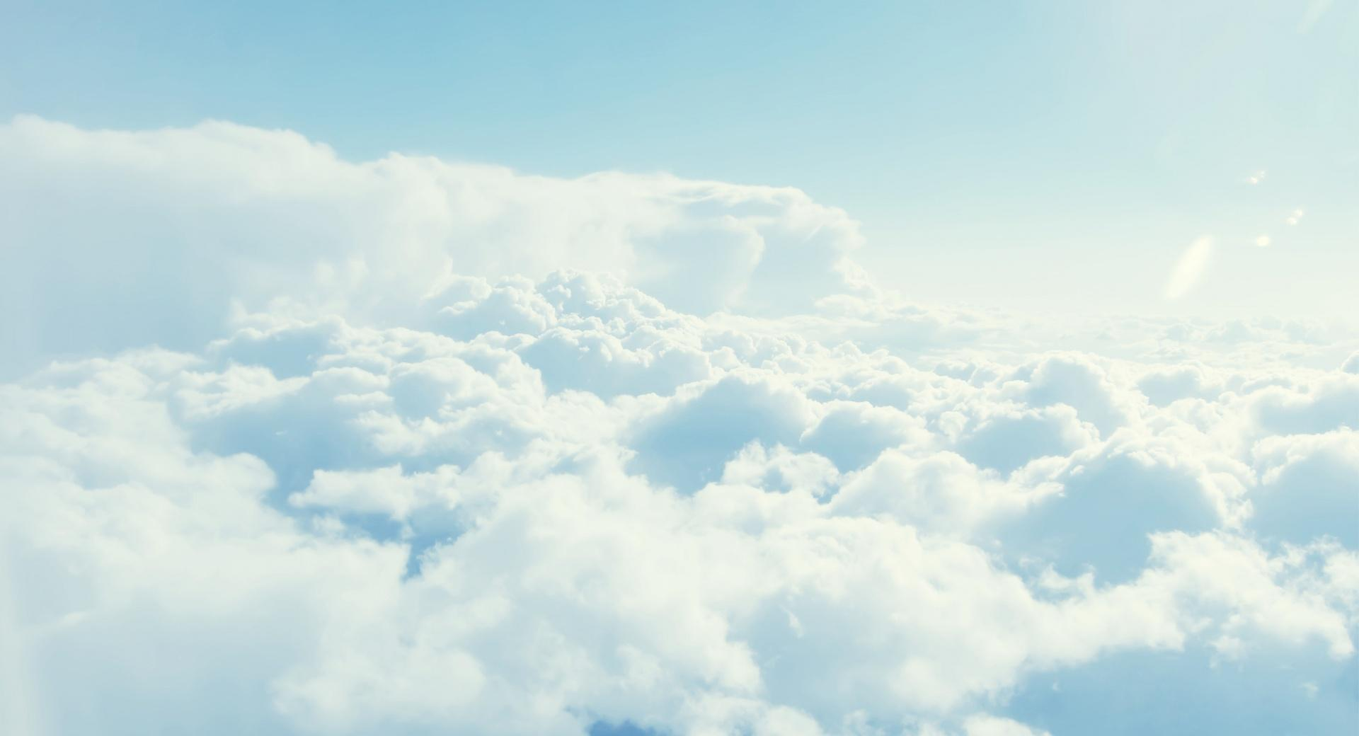 Above The Clouds wallpapers HD quality