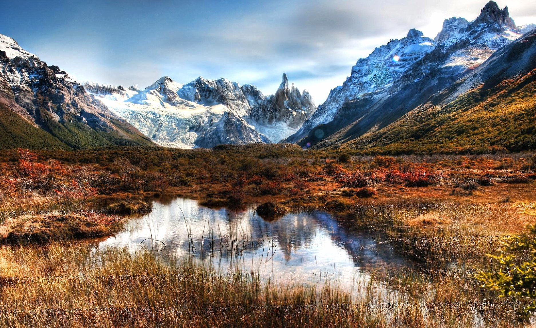 Amazing landscape patagonia wallpapers HD quality