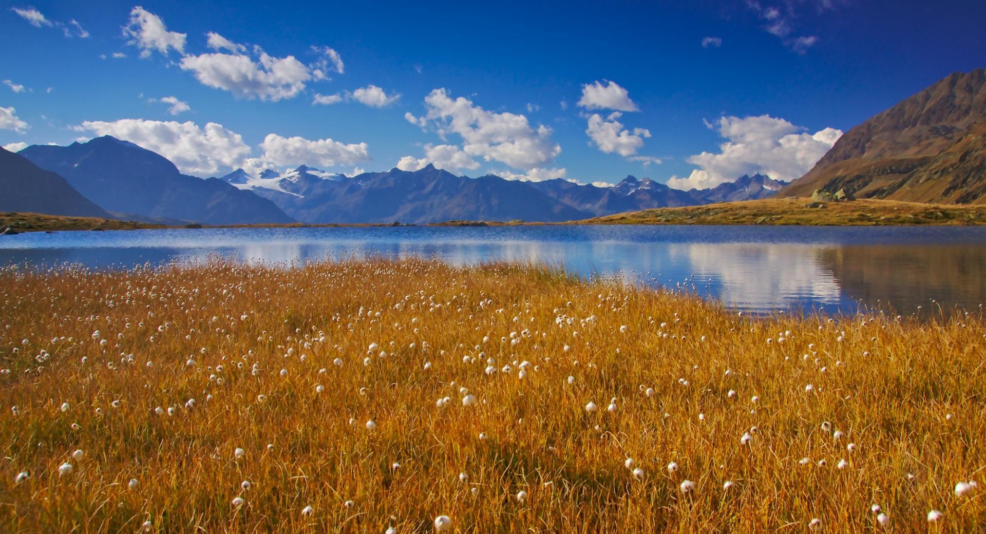 Austria Mountain Landscape wallpapers HD quality