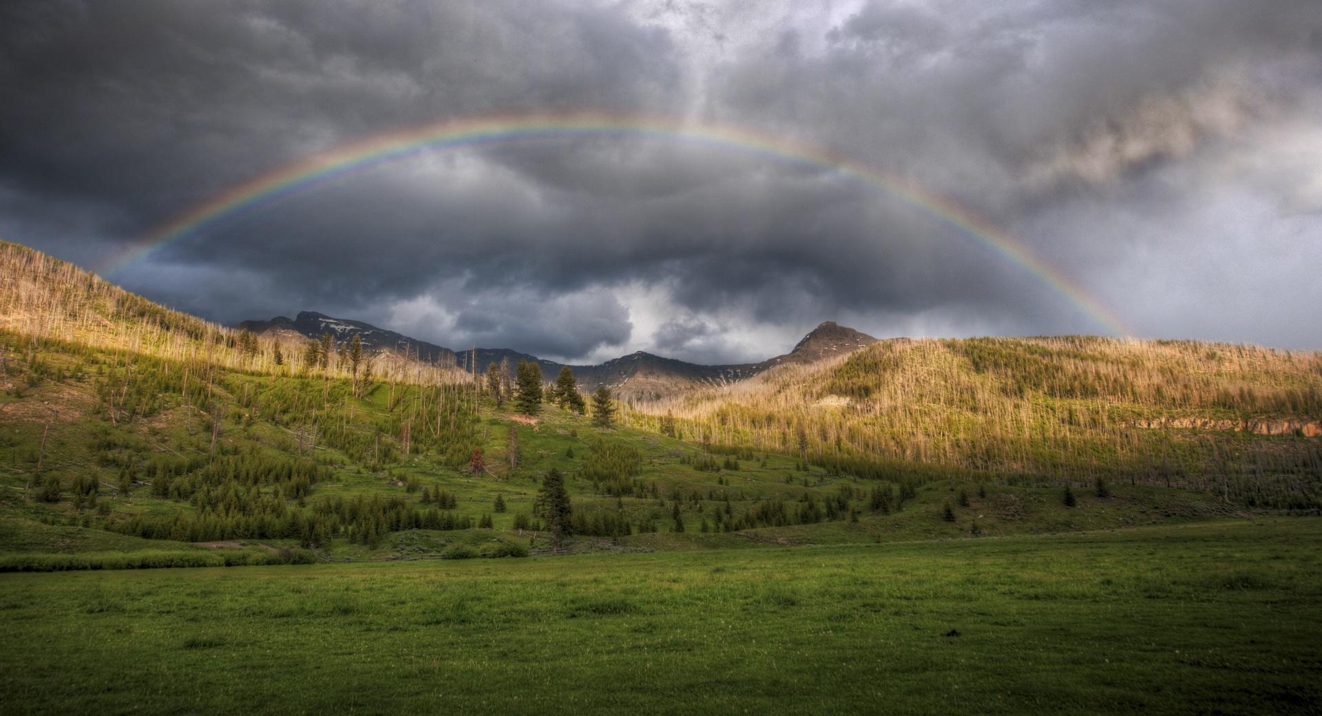 Beautiful Rainbow wallpapers HD quality