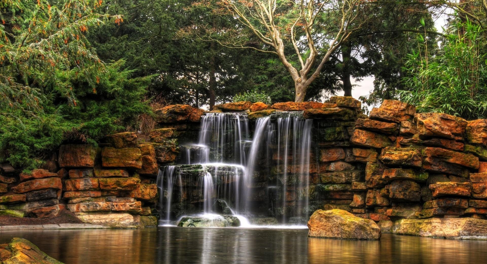 Beautiful Small Waterfall wallpapers HD quality