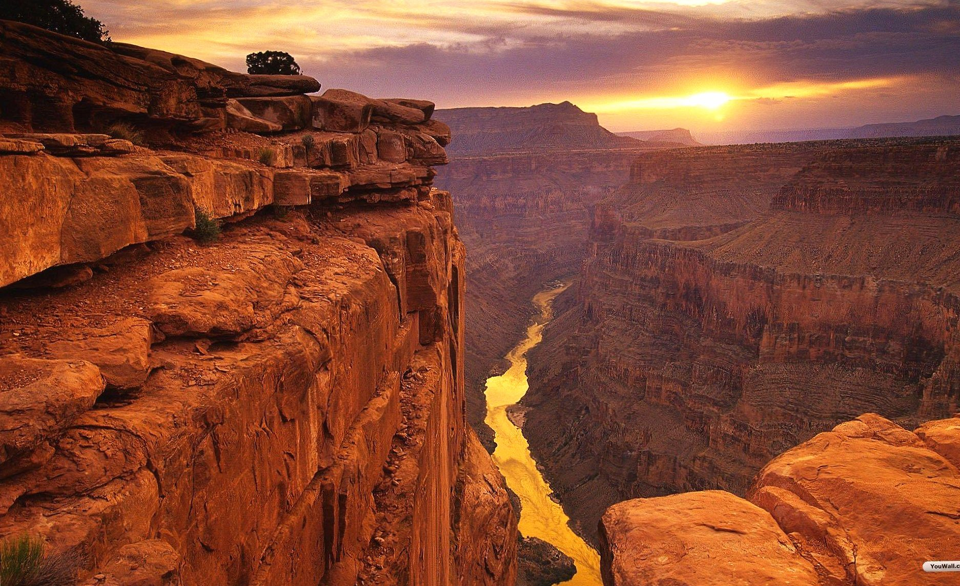 Beauty grand canyon wallpapers HD quality