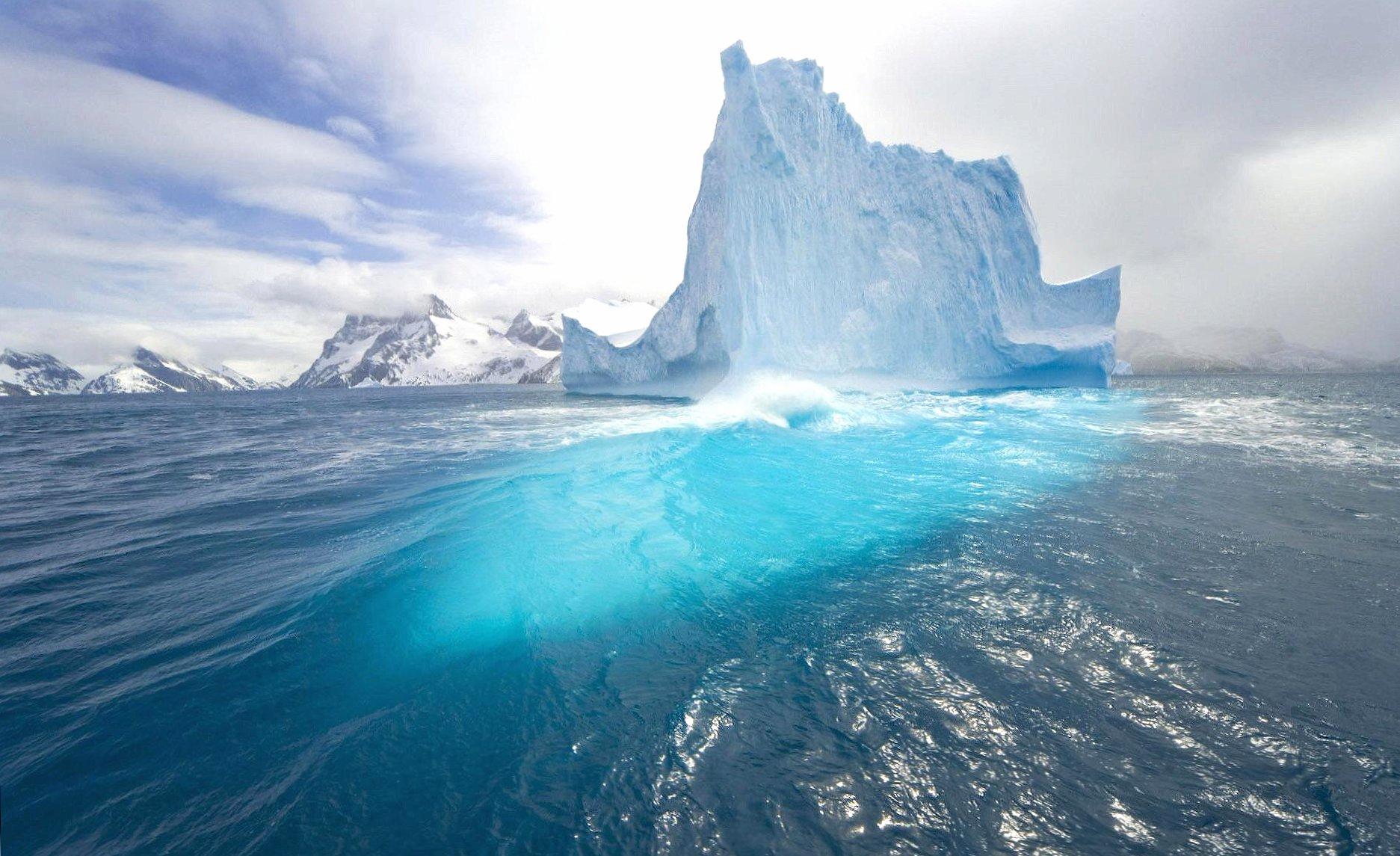 Big iceberg wallpapers HD quality