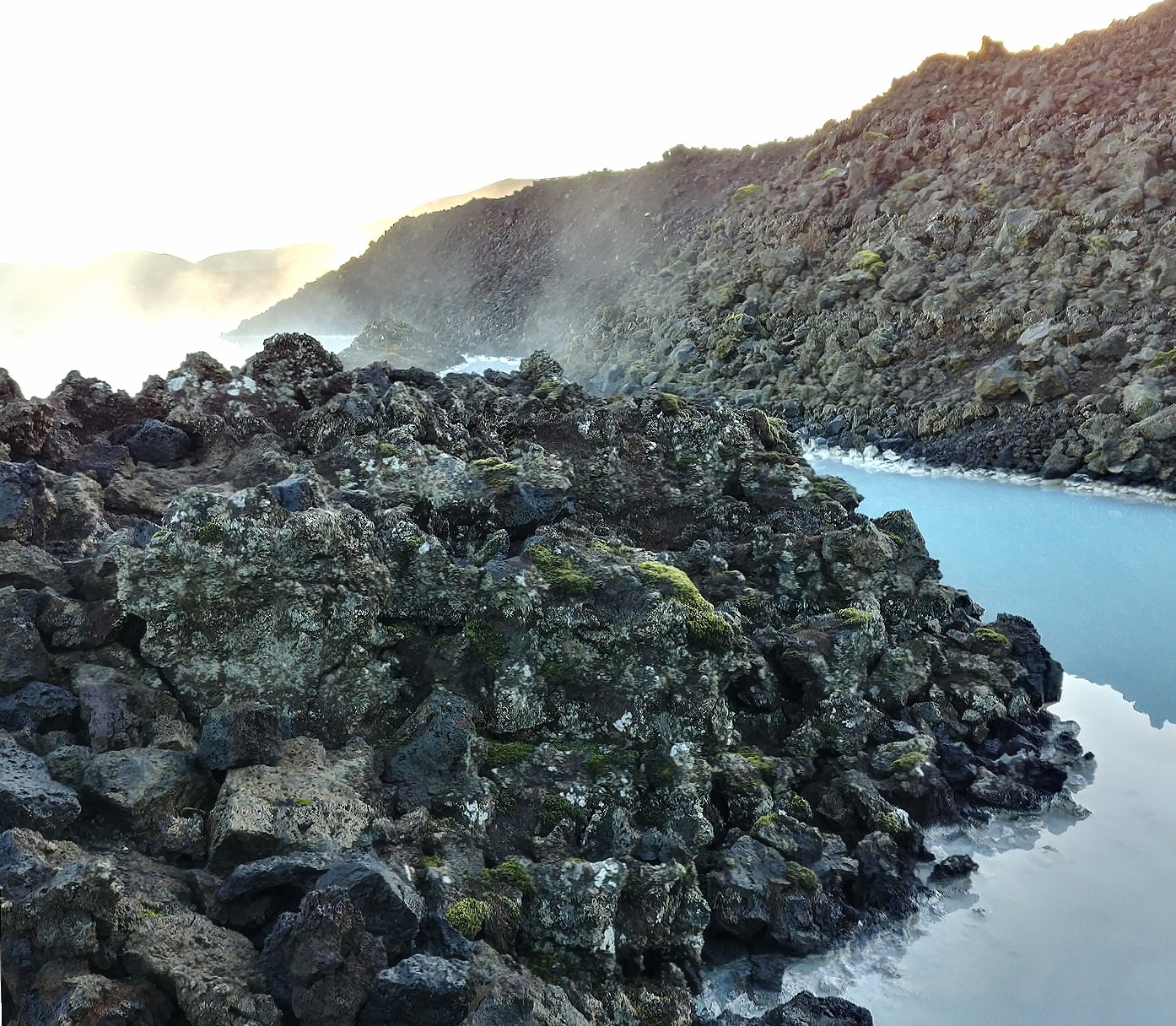 Blue lagoon wallpapers HD quality