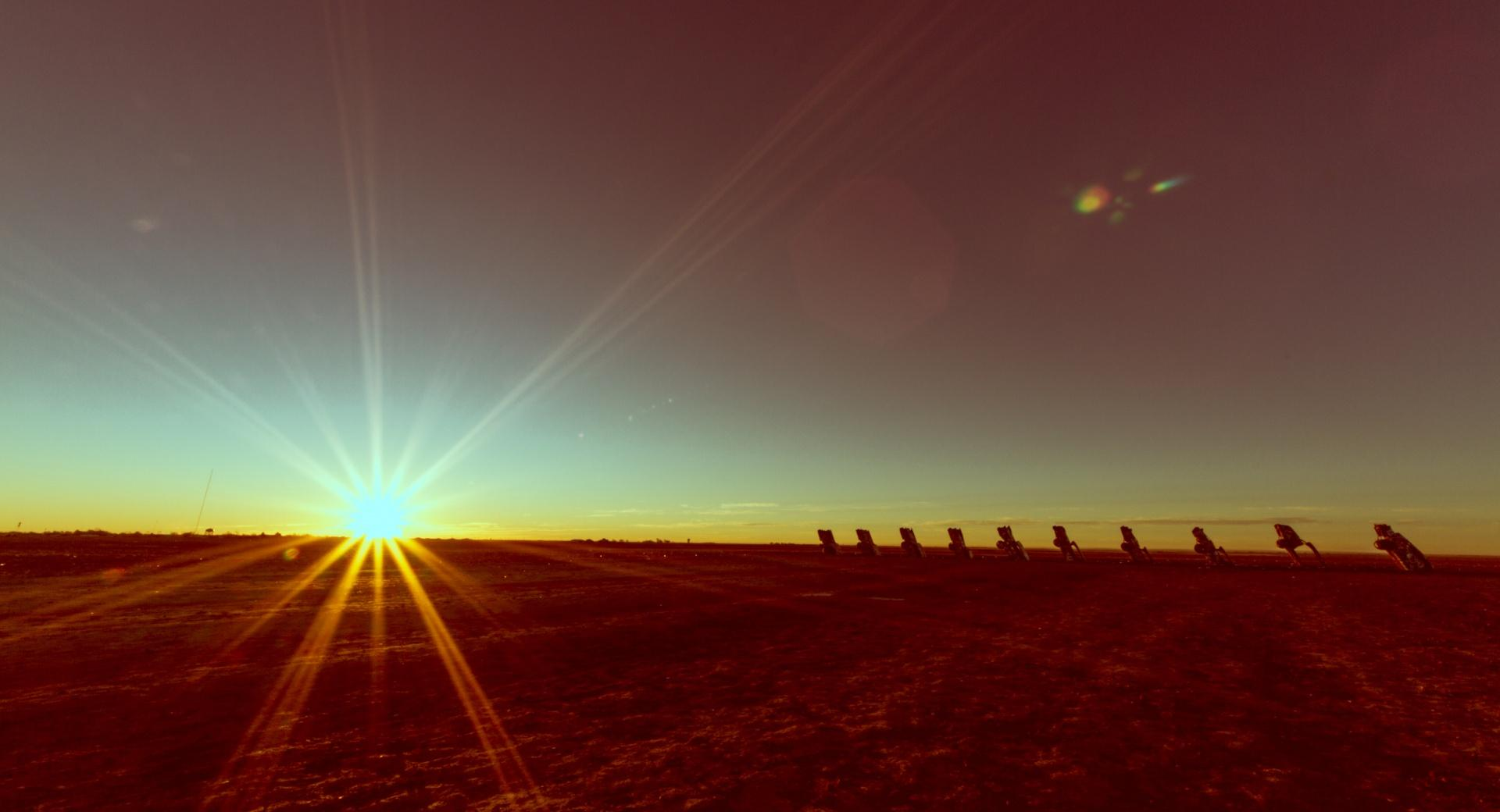 Cadillac Ranch wallpapers HD quality