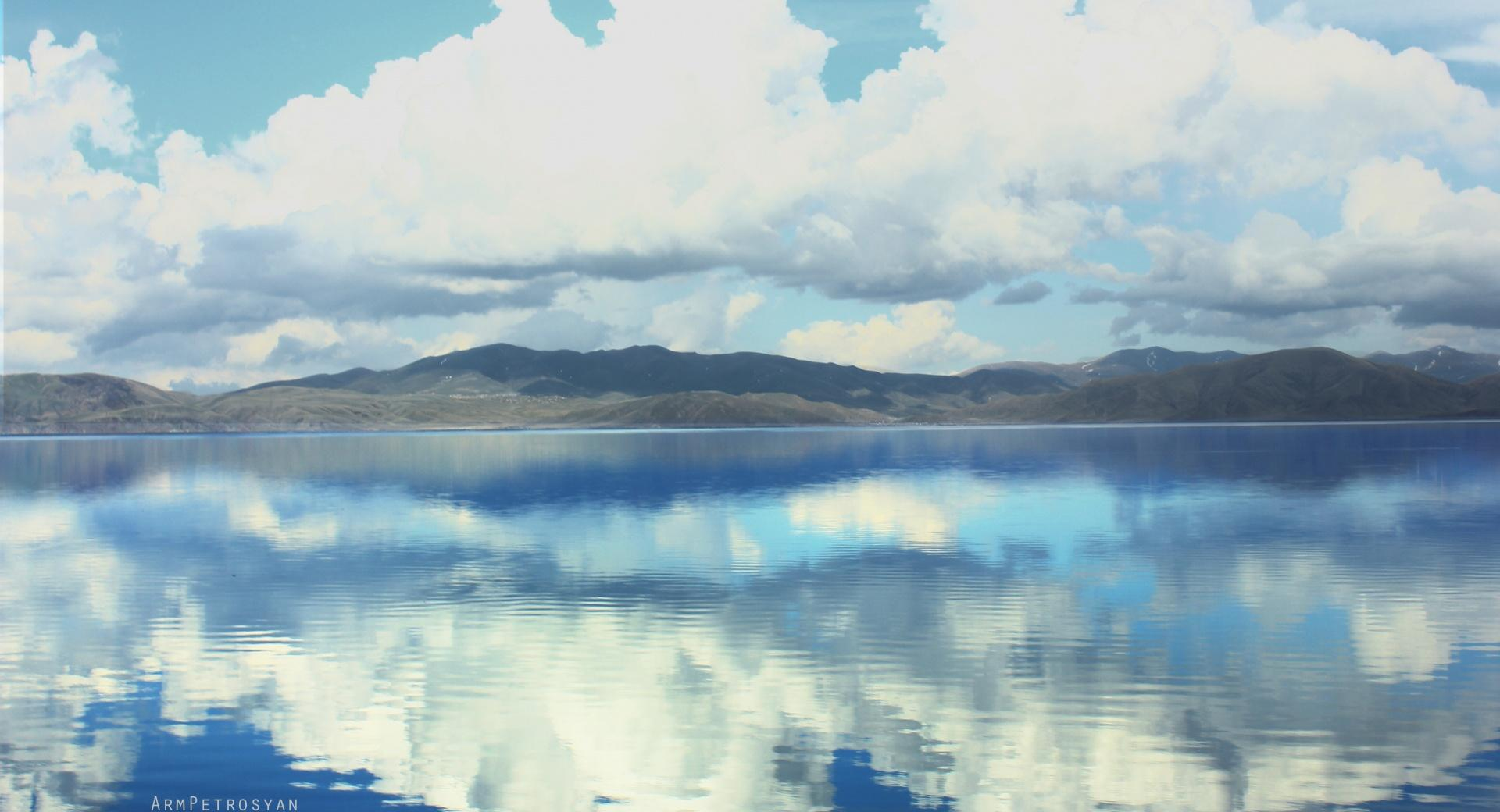 Cloud Reflections wallpapers HD quality