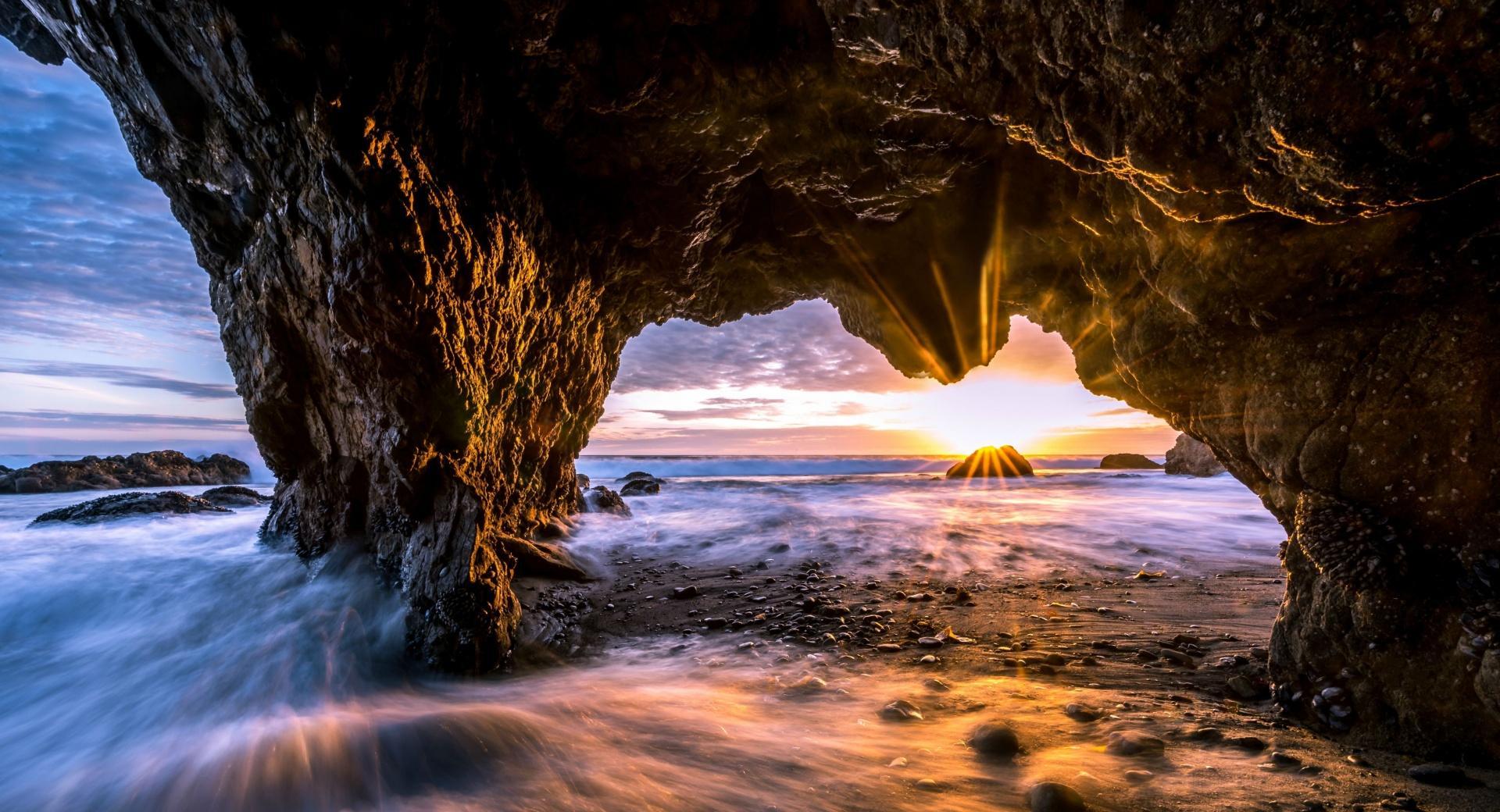 El Matador State Beach, CA wallpapers HD quality