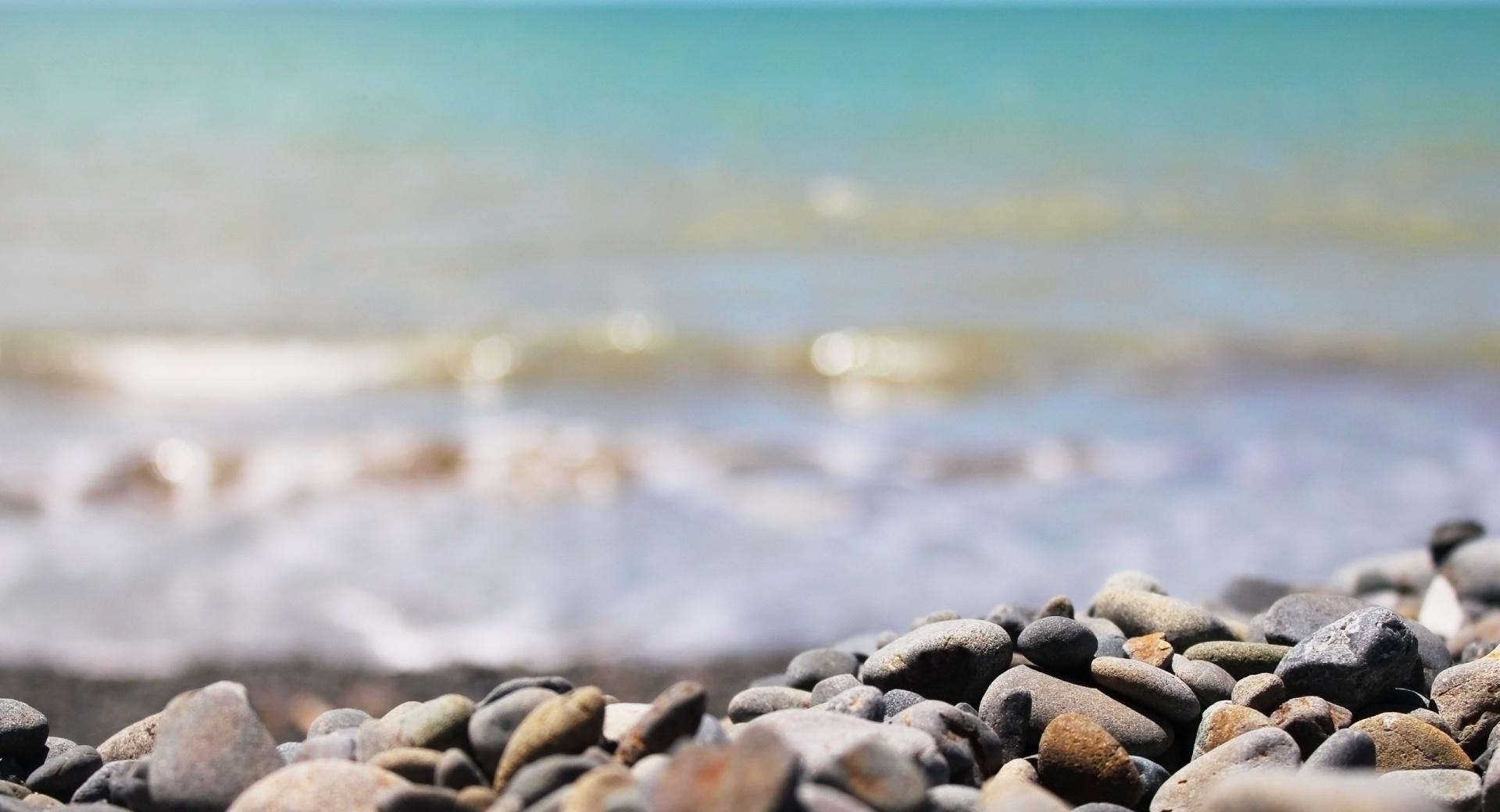 Gravel On A Beach wallpapers HD quality