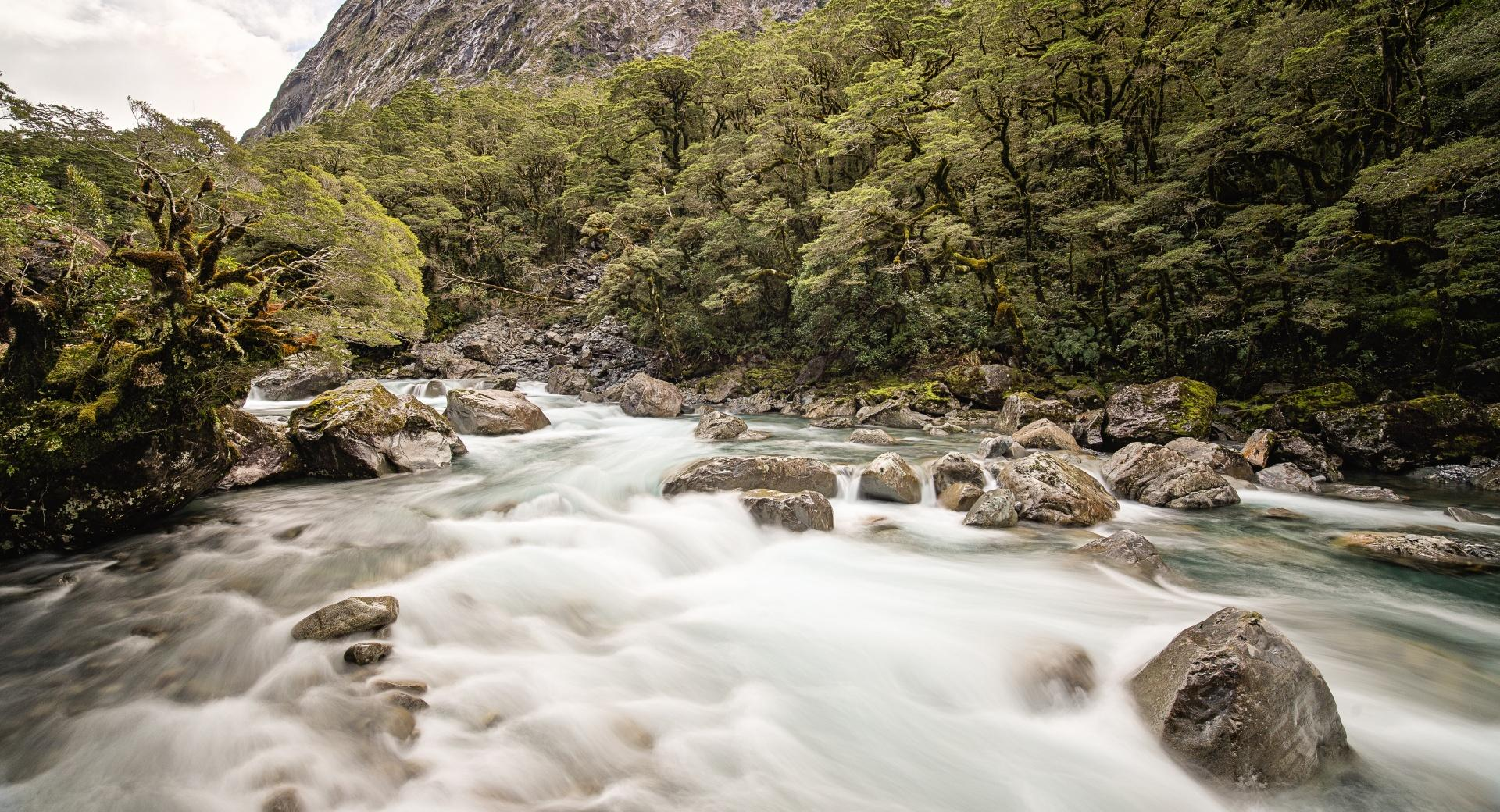HDR Mountain Creek wallpapers HD quality