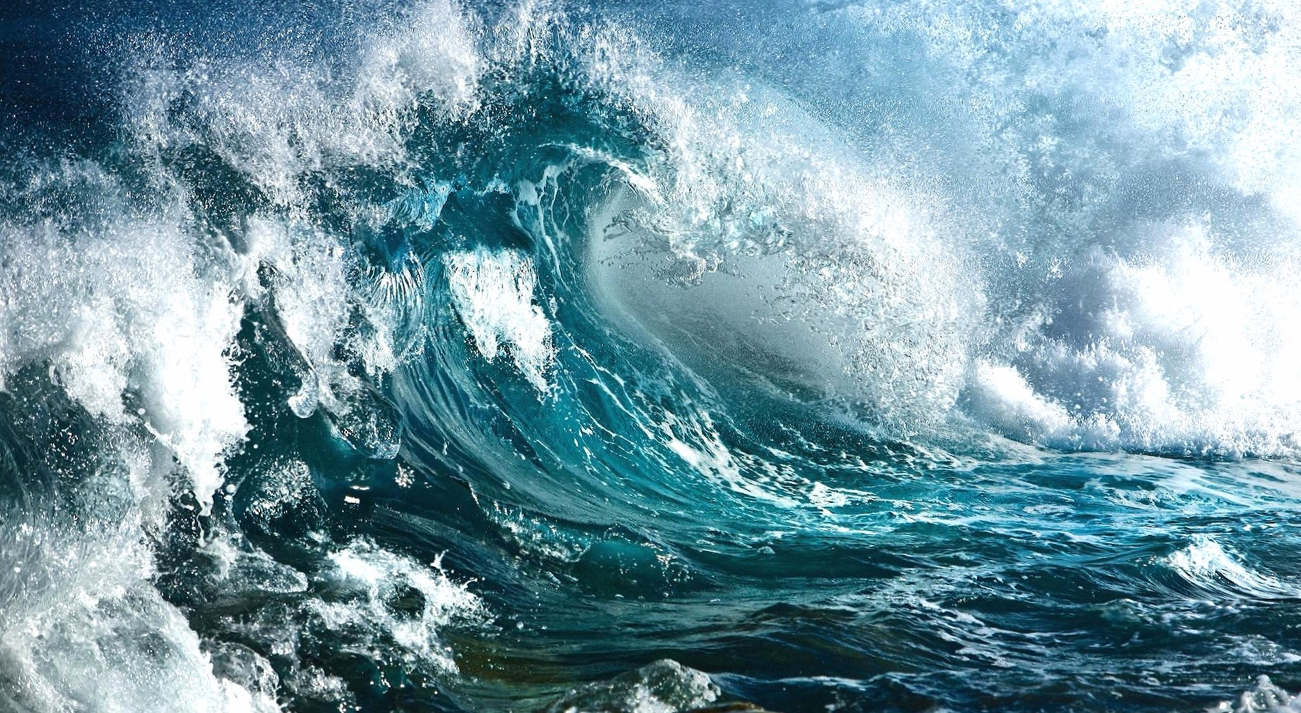 Huge wave wallpapers HD quality