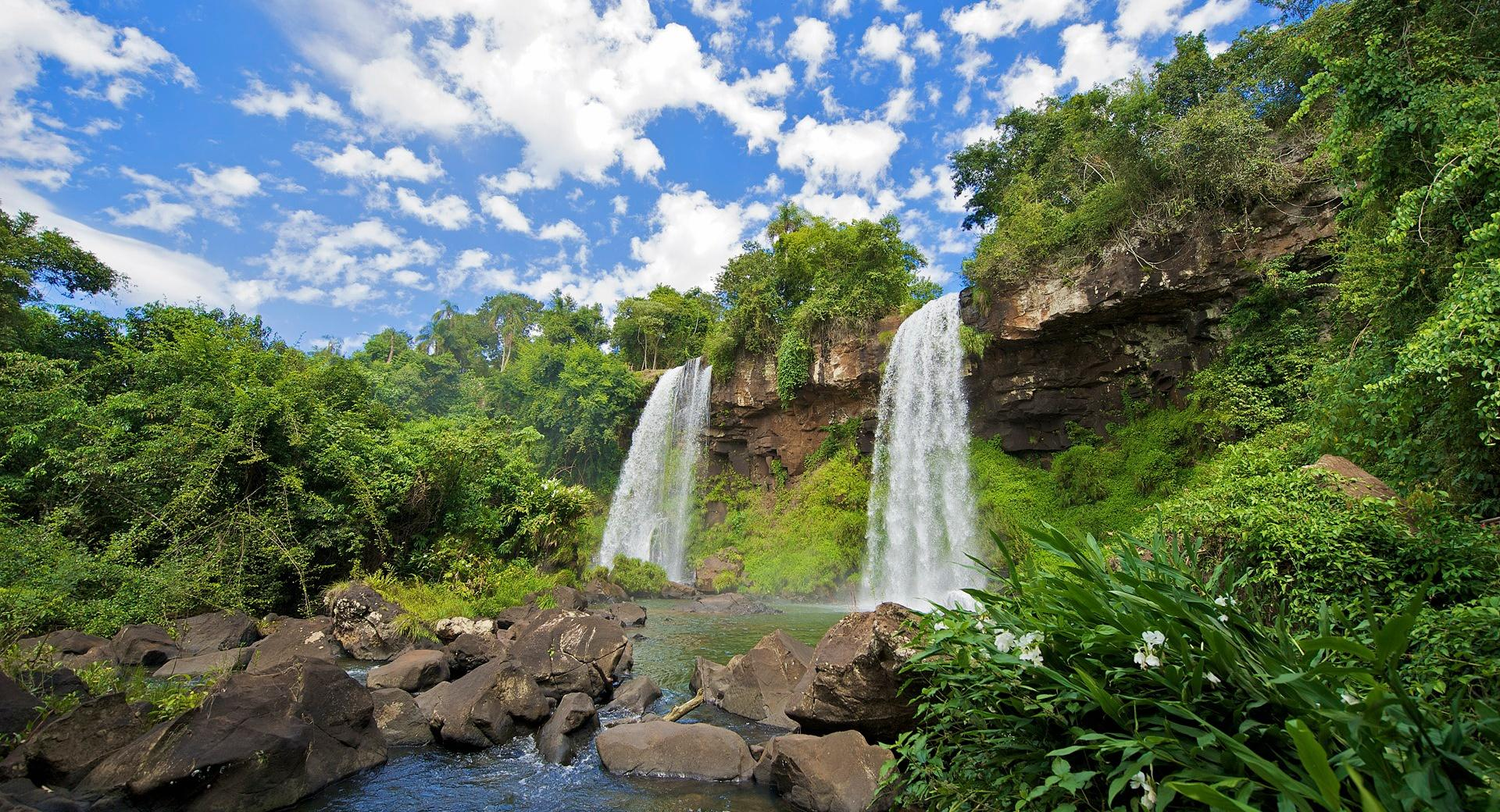 Iguazu Falls Argentina wallpapers HD quality