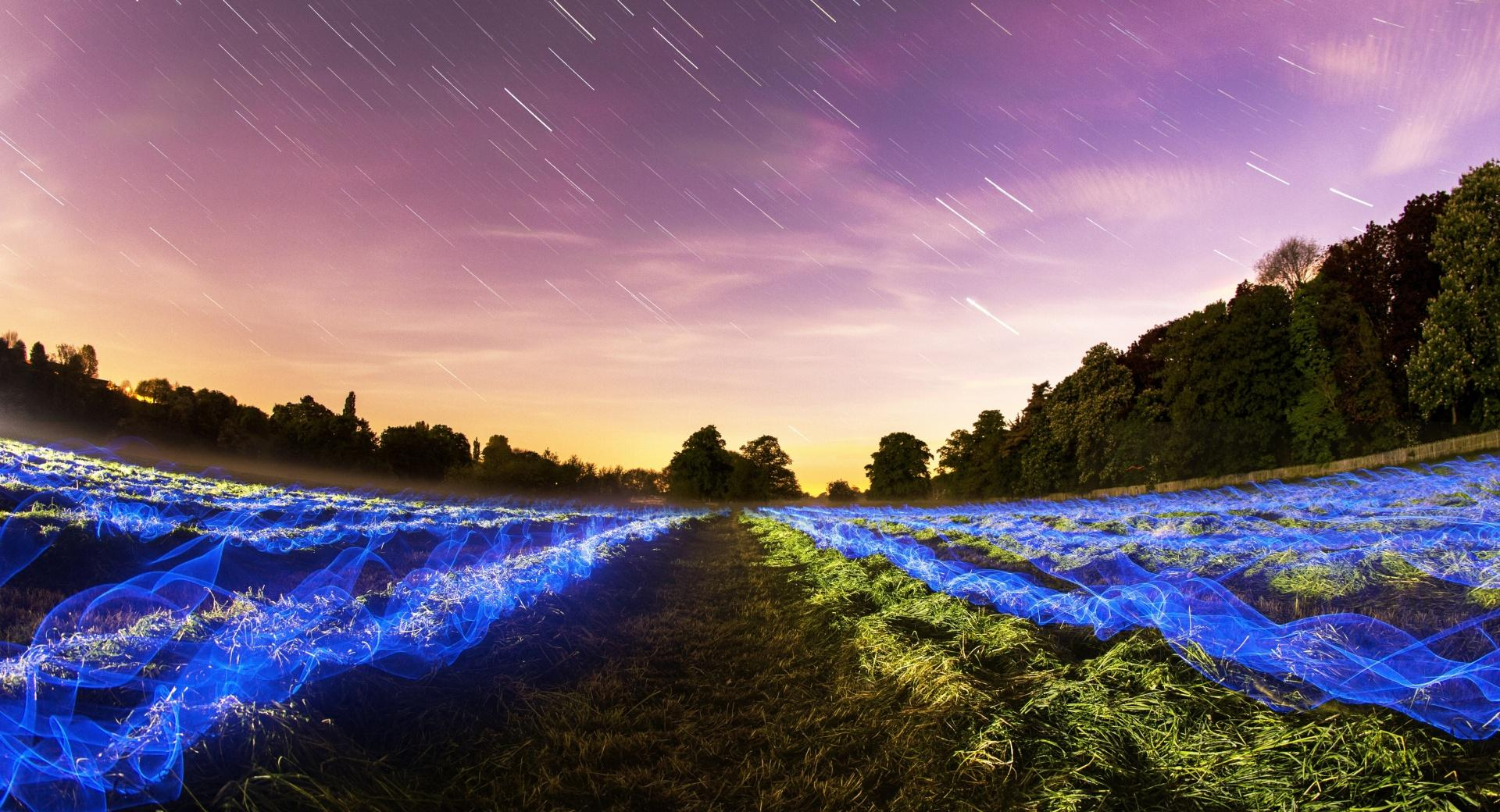 Long Exposure Sky wallpapers HD quality