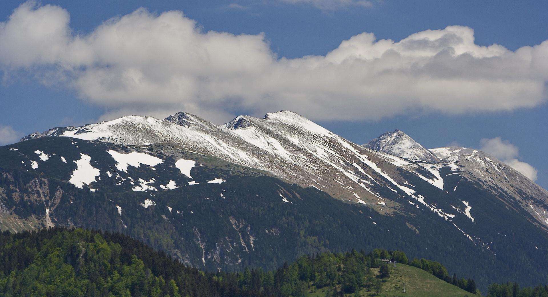Mountain Stol, Karavanke Alps wallpapers HD quality