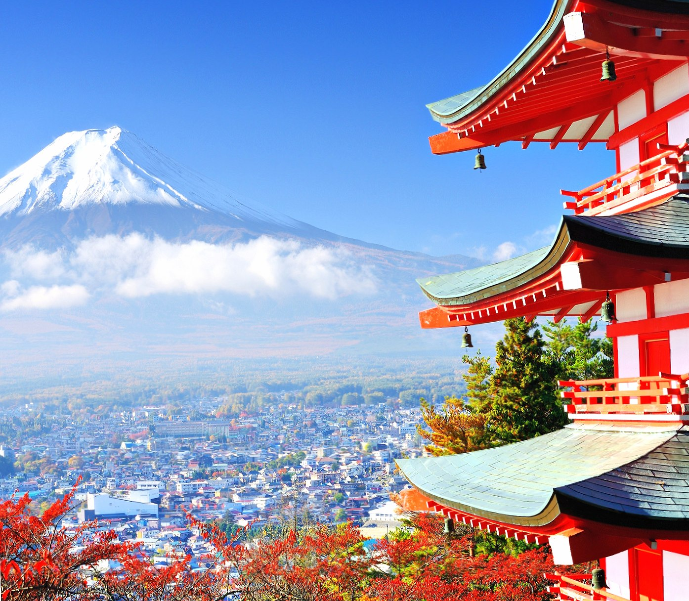 Mt Fuji wallpapers HD quality