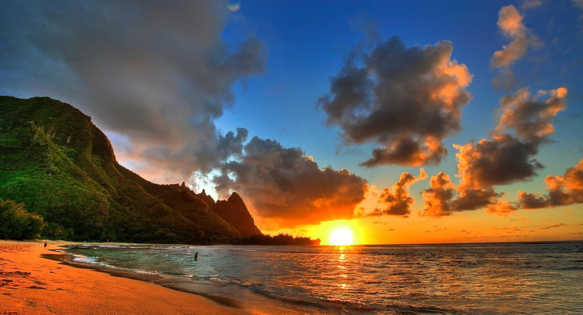 Pacific Sunset wallpapers HD quality