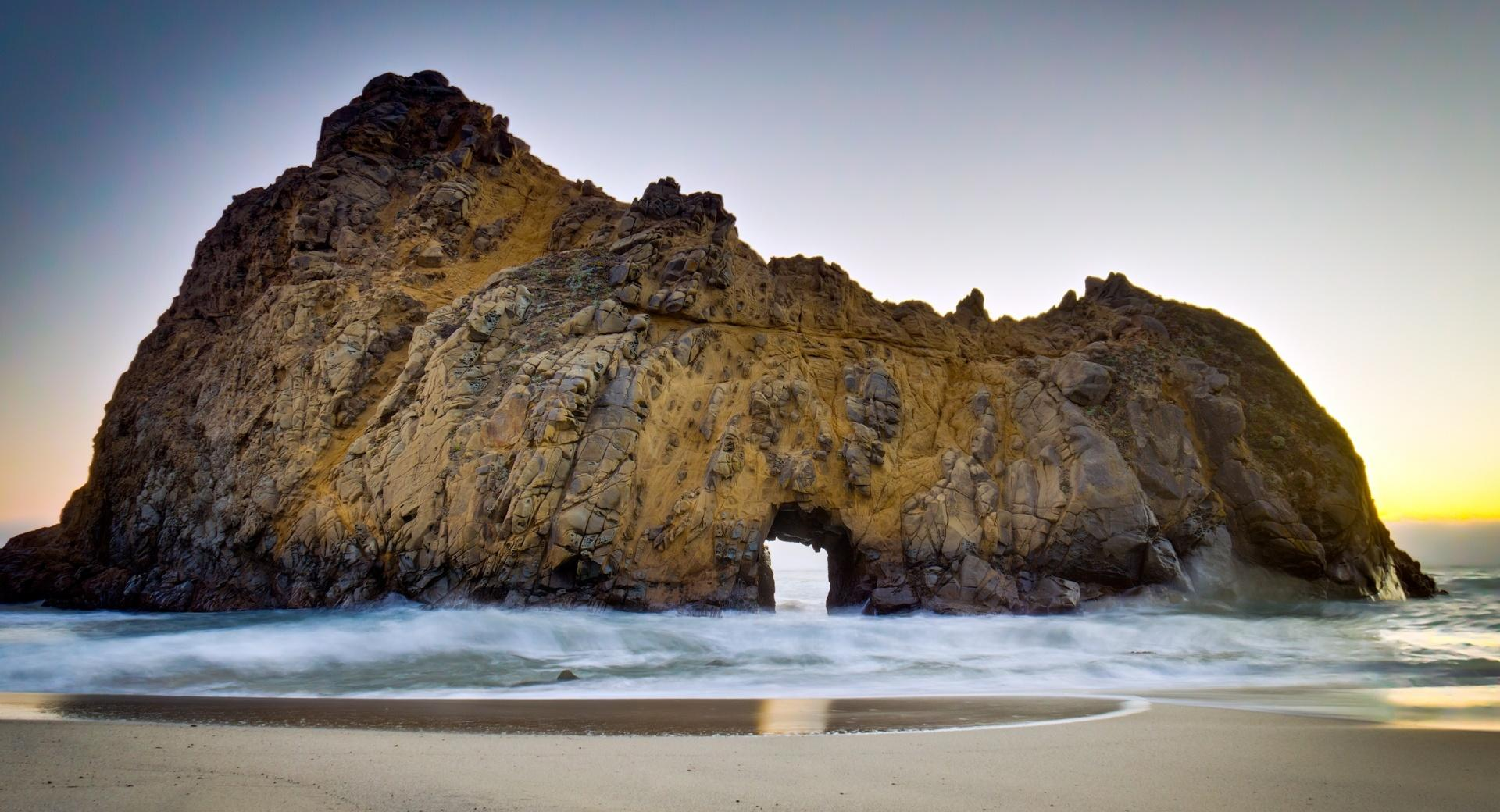 Pfeiffer Beach wallpapers HD quality