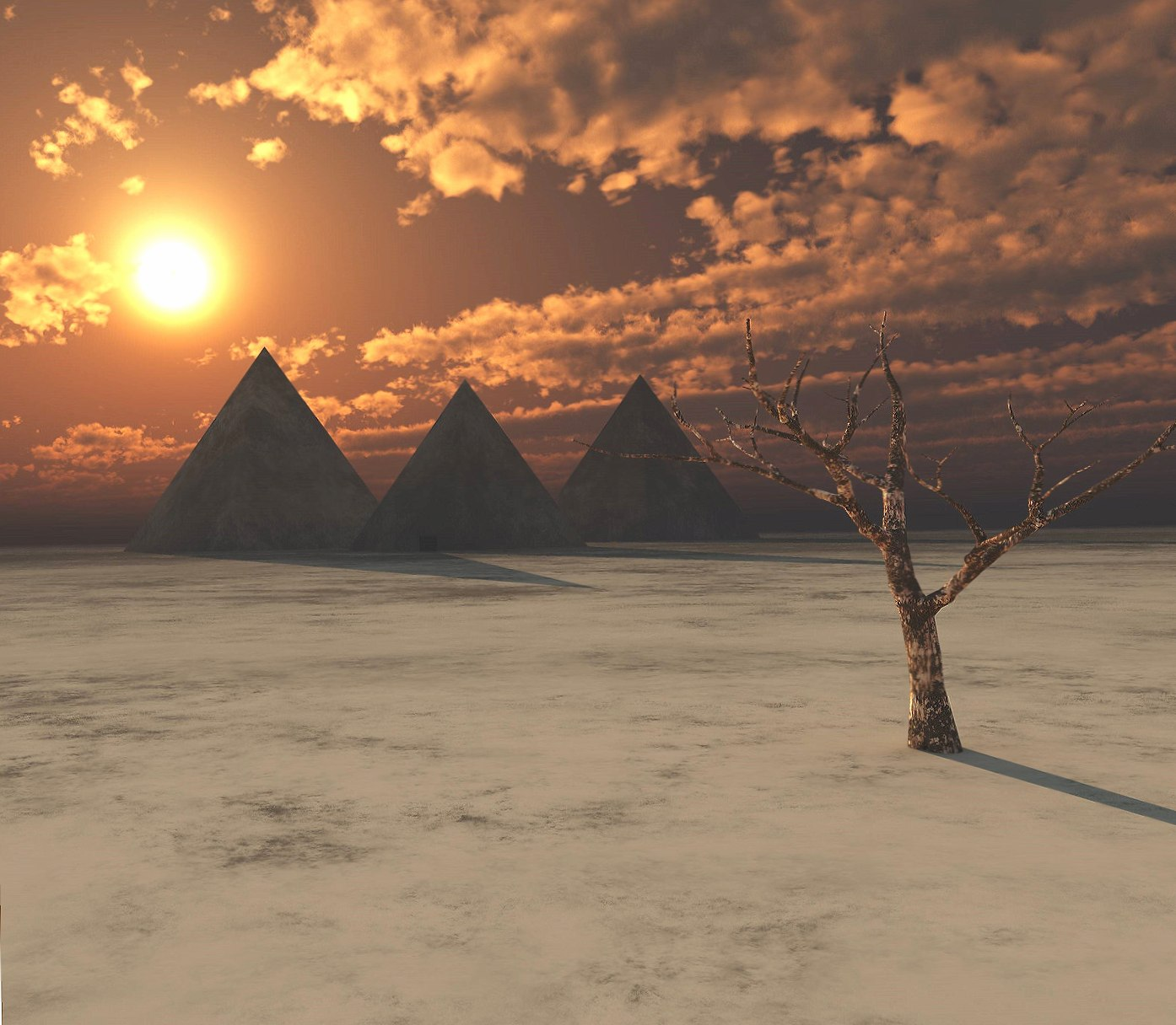 Pyramids wallpapers HD quality