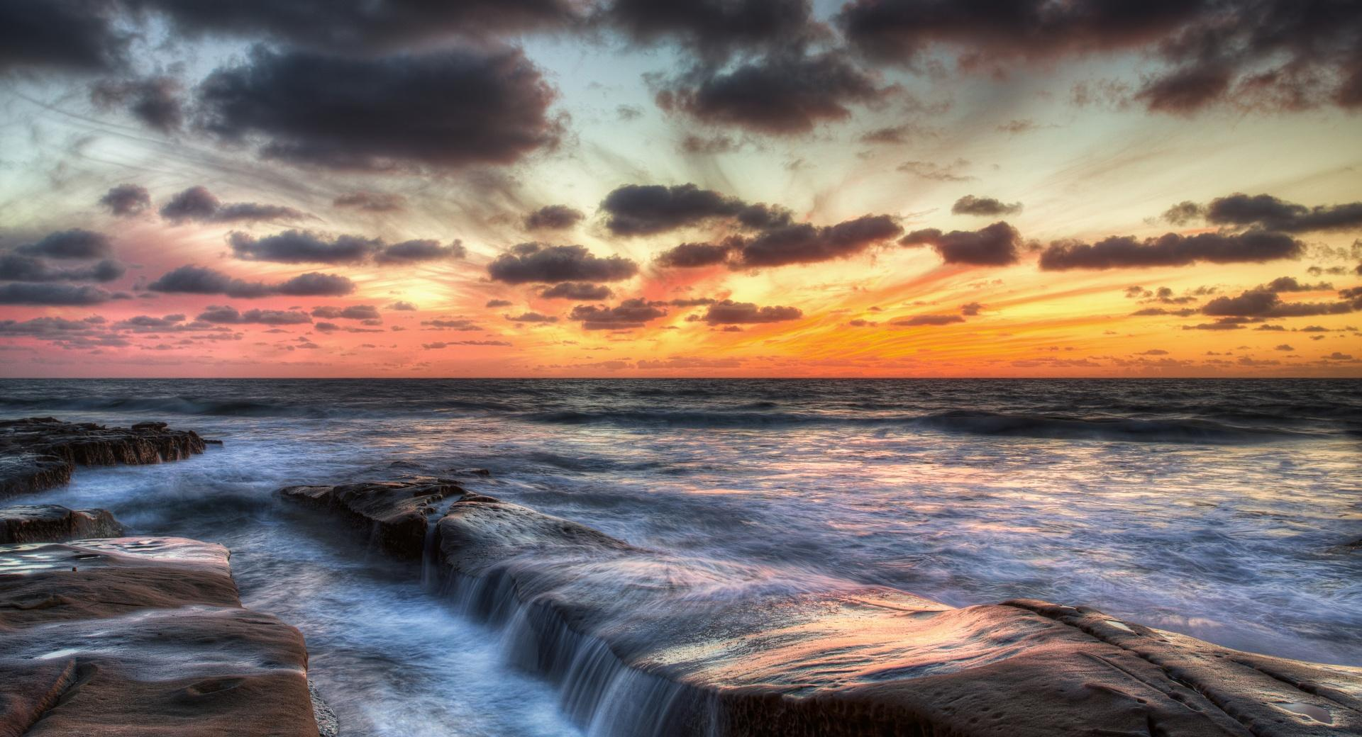 Rocky Shore wallpapers HD quality